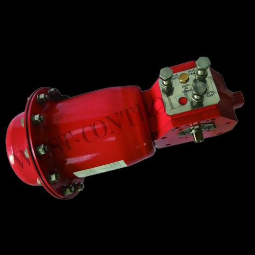 Rotary Diaphragm Actuator